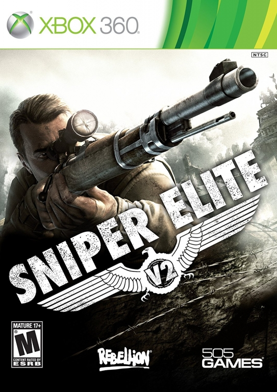 Sniper Elite V2 for X360 Walkthrough, FAQs and Guide on Gamewise.co