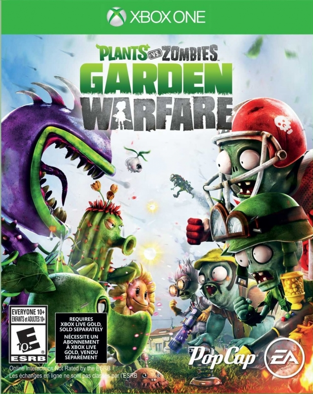 Plants vs Zombies: Garden Warfare Wiki on Gamewise.co