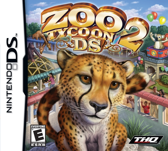 Zoo Tycoon 2 DS for DS Walkthrough, FAQs and Guide on Gamewise.co