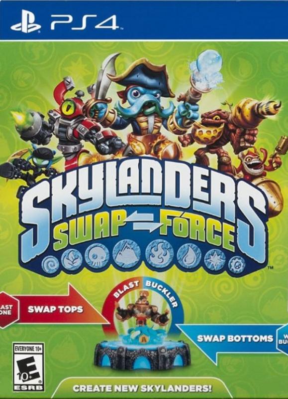 Gamewise Skylanders SWAP Force Wiki Guide, Walkthrough and Cheats
