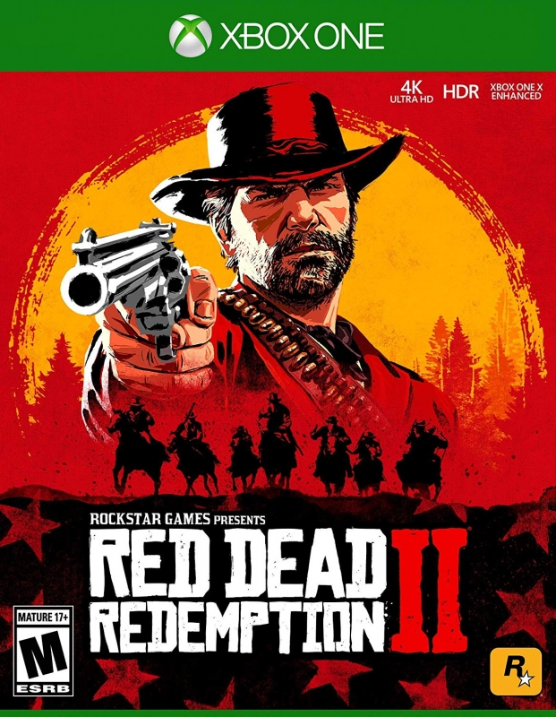 Red Dead Redemption 2 on XOne - Gamewise