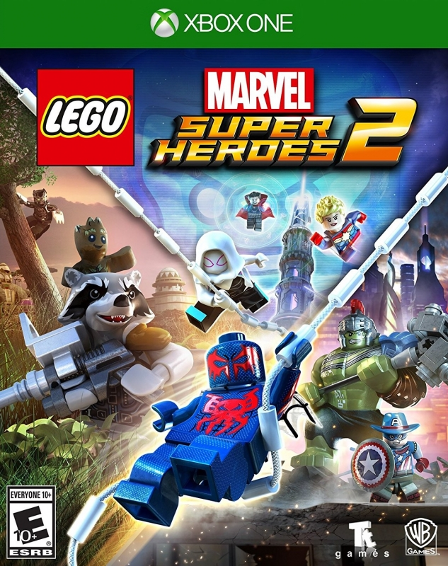 LEGO Marvel Super Heroes 2 for XOne Walkthrough, FAQs and Guide on Gamewise.co