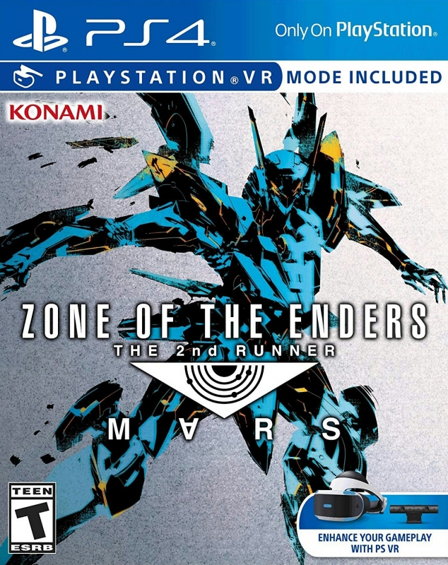 Zone of the Enders: The 2nd Runner M∀RS | Gamewise