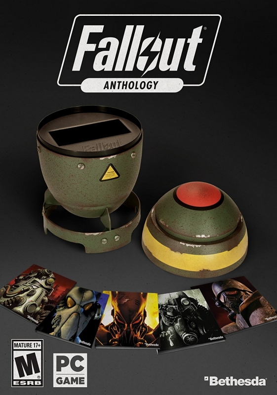Fallout Anthology for PC Walkthrough, FAQs and Guide on Gamewise.co