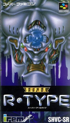 Super R-Type on SNES - Gamewise