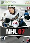 NHL 07 on X360 - Gamewise