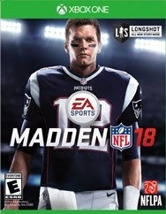 Madden NFL 18 on XOne - Gamewise