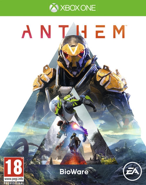 Gamewise Wiki for Anthem (XOne)