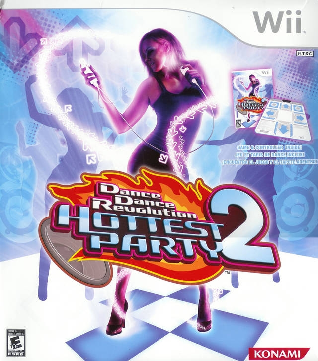 Dance Dance Revolution: Hottest Party 2 for Wii Walkthrough, FAQs and Guide on Gamewise.co