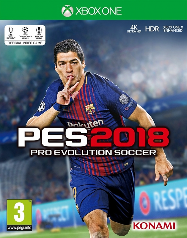 Pro Evolution Soccer 2018 Wiki - Gamewise