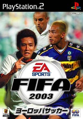 FIFA Soccer 2003 (weekly jp sales) [Gamewise]