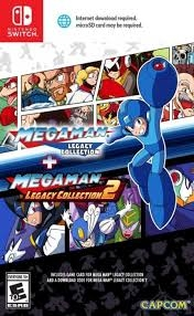 Mega Man Legacy Collection 1+2 Wiki - Gamewise
