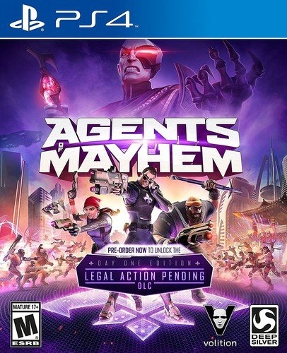 Agents of Mayhem | Gamewise