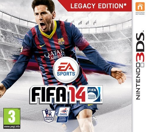 FIFA 14 for 3DS Walkthrough, FAQs and Guide on Gamewise.co