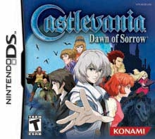 Gamewise Castlevania: Dawn of Sorrow Wiki Guide, Walkthrough and Cheats