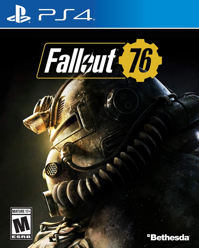 Fallout 76 on PS4 - Gamewise