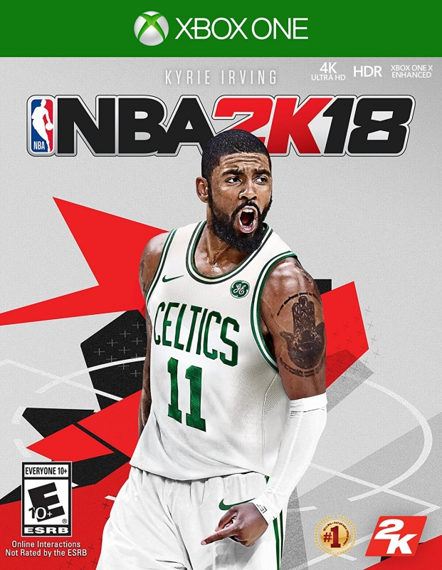 NBA 2K18 on XOne - Gamewise