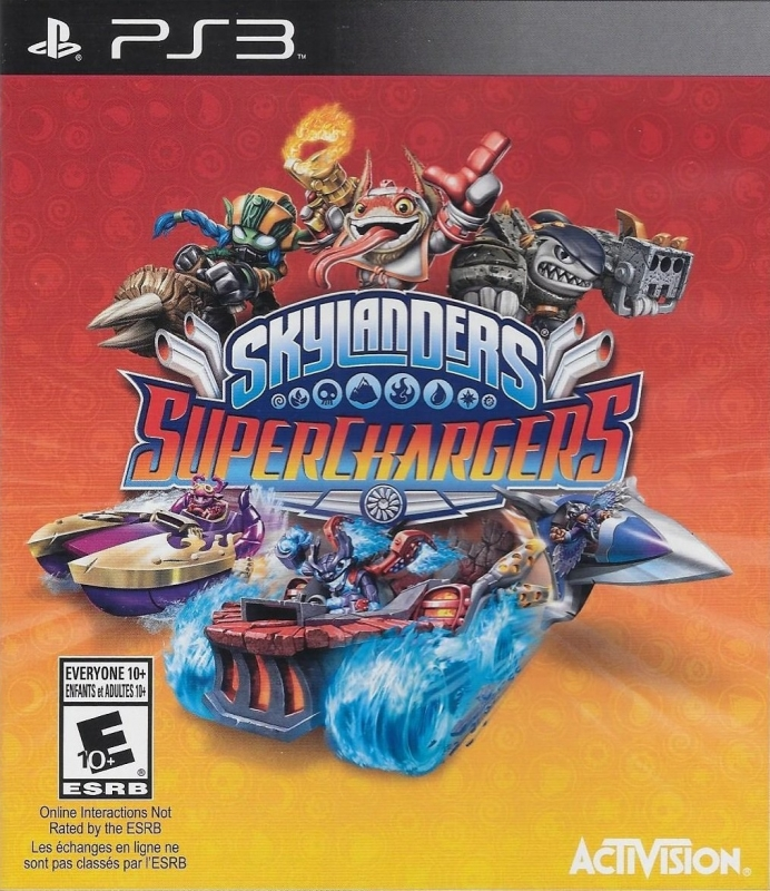 Gamewise Skylanders: SuperChargers Wiki Guide, Walkthrough and Cheats