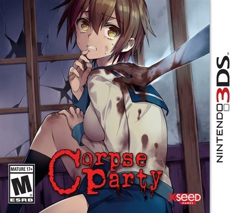 Corpse Party: Back to School Edition for 3DS Walkthrough, FAQs and Guide on Gamewise.co