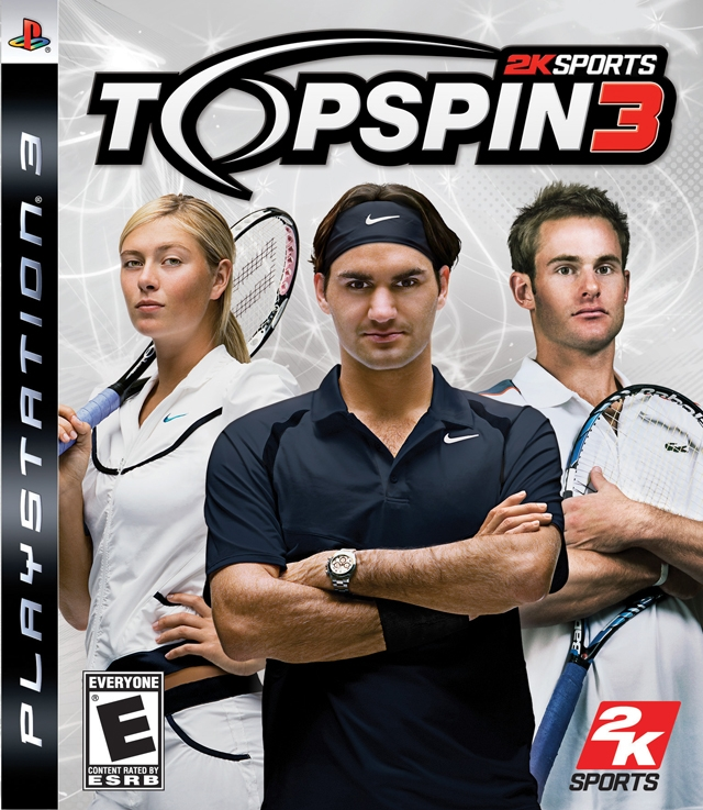 Top Spin 3 on PS3 - Gamewise