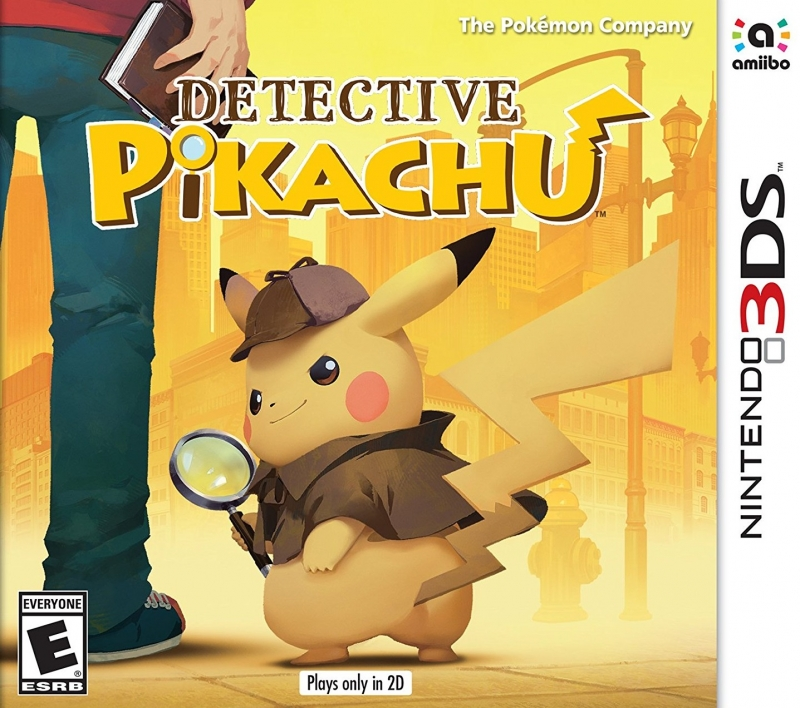 Great Detective Pikachu [Gamewise]