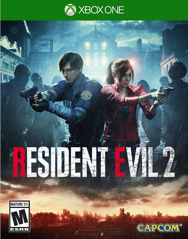 Gamewise Wiki for Resident Evil 2 (XOne)