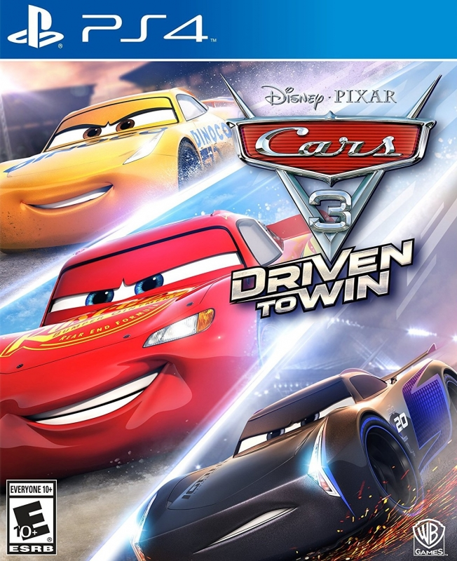 Gamewise Cars 3: Driven to Win Wiki Guide, Walkthrough and Cheats