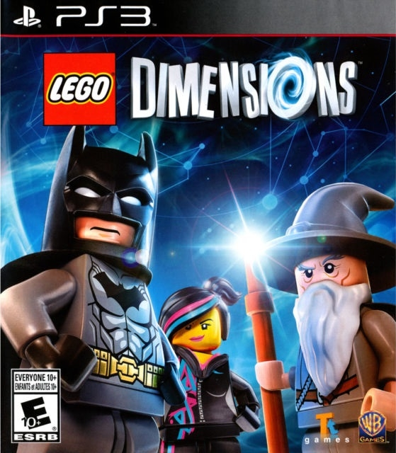 LEGO Dimensions on PS3 - Gamewise