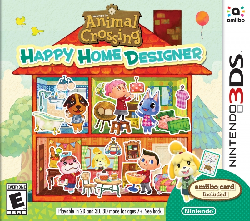 Gamewise Animal Crossing: Happy Home Designer Wiki Guide, Walkthrough and Cheats