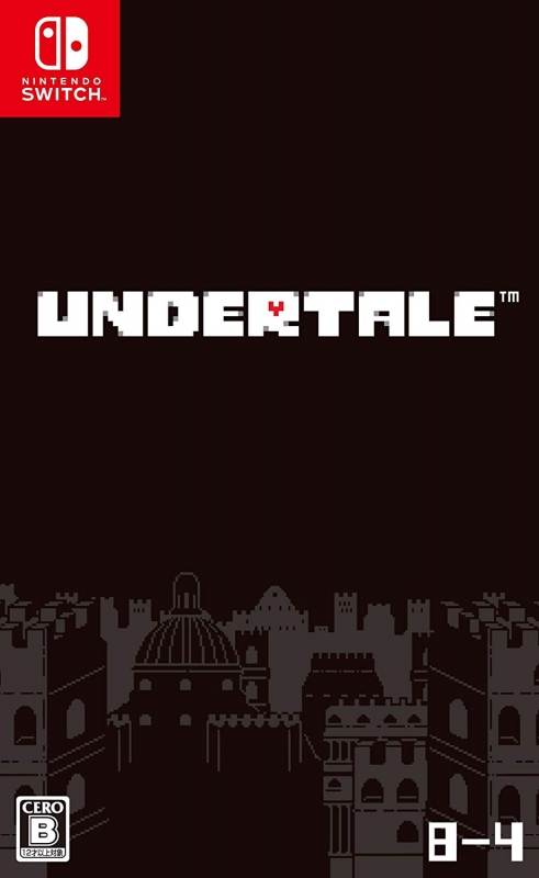 Undertale for NS Walkthrough, FAQs and Guide on Gamewise.co