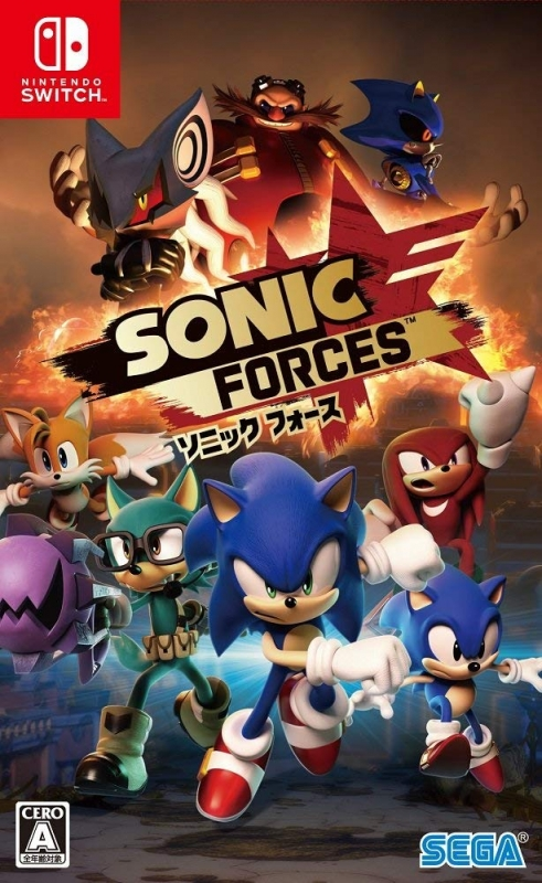 Sonic Forces | Gamewise