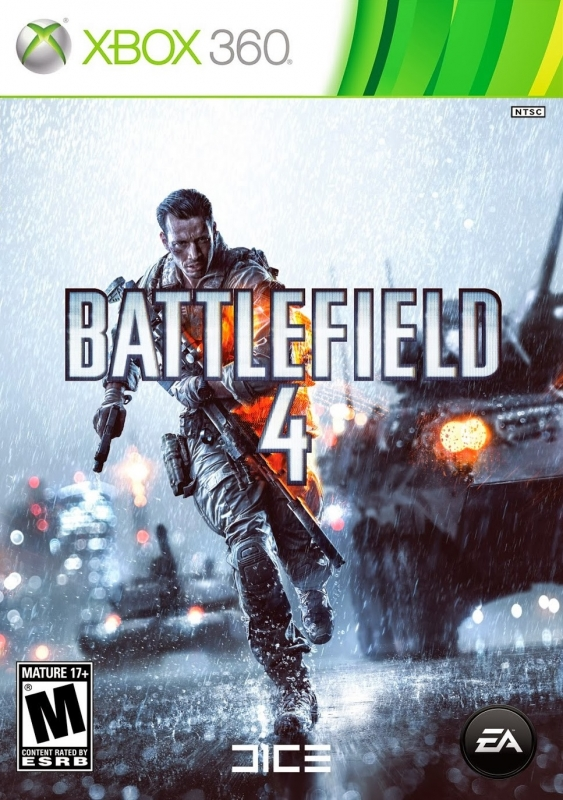 Battlefield 4 on X360 - Gamewise