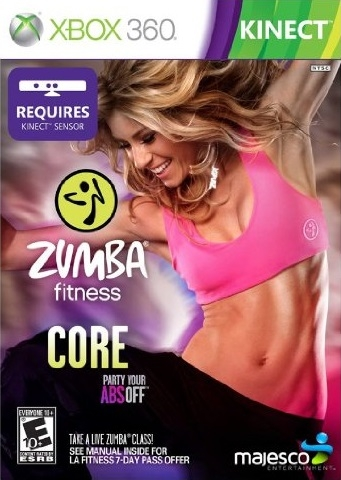 Zumba Fitness Core on X360 - Gamewise