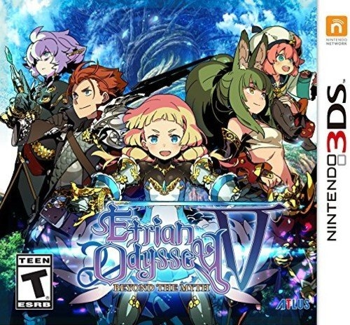 Etrian Odyssey X for 3DS Walkthrough, FAQs and Guide on Gamewise.co