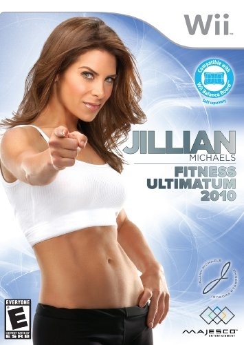 Jillian Michaels Fitness Ultimatum 2010 on Wii - Gamewise