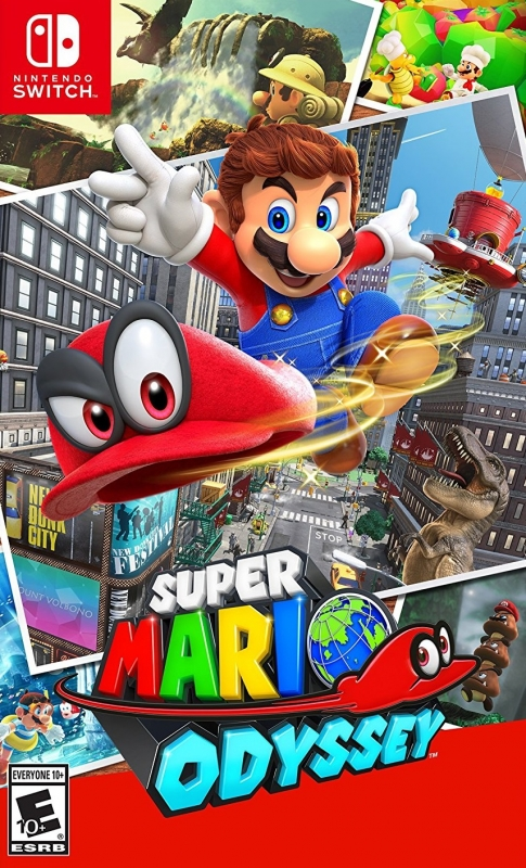 Super Mario Odyssey Wiki on Gamewise.co