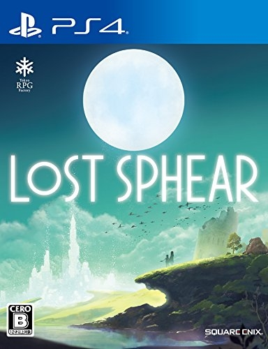Lost Sphear on PS4 - Gamewise