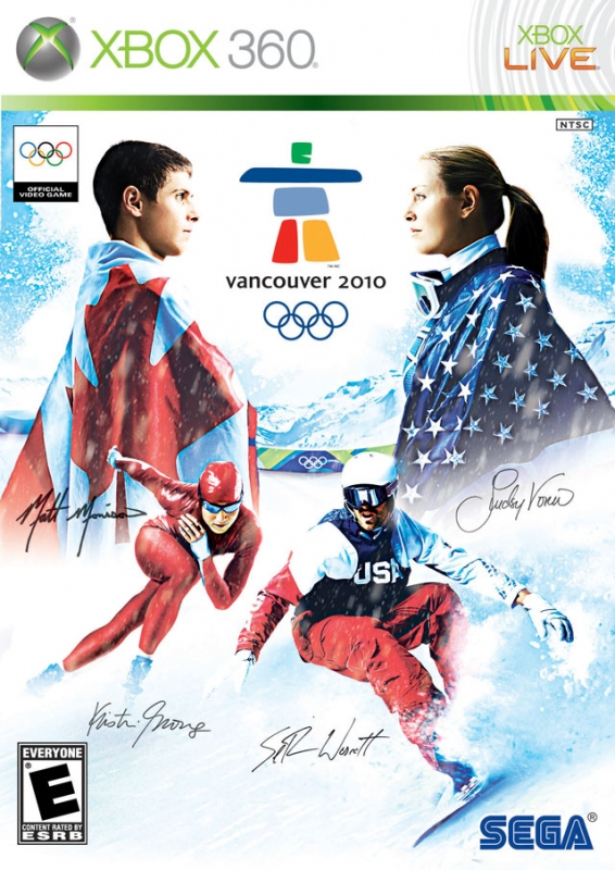 Vancouver 2010 - The Official Video Game of the Olympic Winter Games for X360 Walkthrough, FAQs and Guide on Gamewise.co