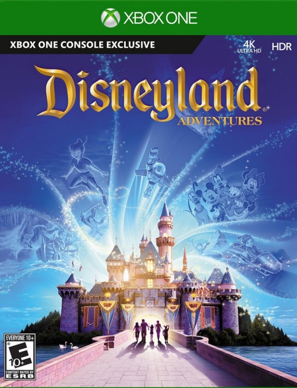 Gamewise Disneyland Adventures Wiki Guide, Walkthrough and Cheats