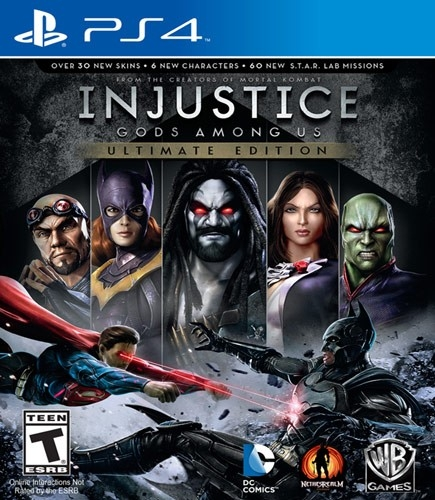 Injustice: Gods Among Us - Ultimate Edition for PS4 Walkthrough, FAQs and Guide on Gamewise.co