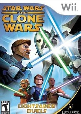 Star Wars The Clone Wars: Lightsaber Duels [Gamewise]