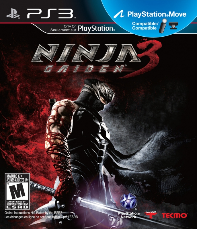 Ninja Gaiden 3 on PS3 - Gamewise