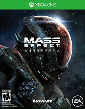 Mass Effect: Andromeda on XOne - Gamewise