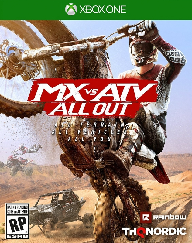 MX vs ATV All Out [Gamewise]