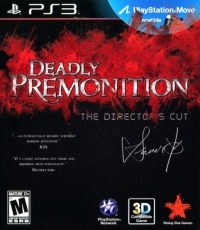 Deadly Premonition: Directors Cut for PS3 Walkthrough, FAQs and Guide on Gamewise.co