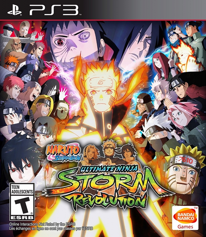 Naruto Shippuden: Ultimate Ninja Storm Revolution on PS3 - Gamewise