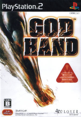 God Hand for PS2 Walkthrough, FAQs and Guide on Gamewise.co