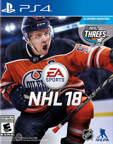 NHL 18 on PS4 - Gamewise