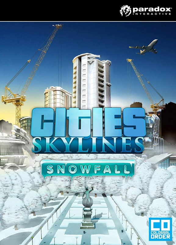 Cities: Skylines Snowfall | Gamewise