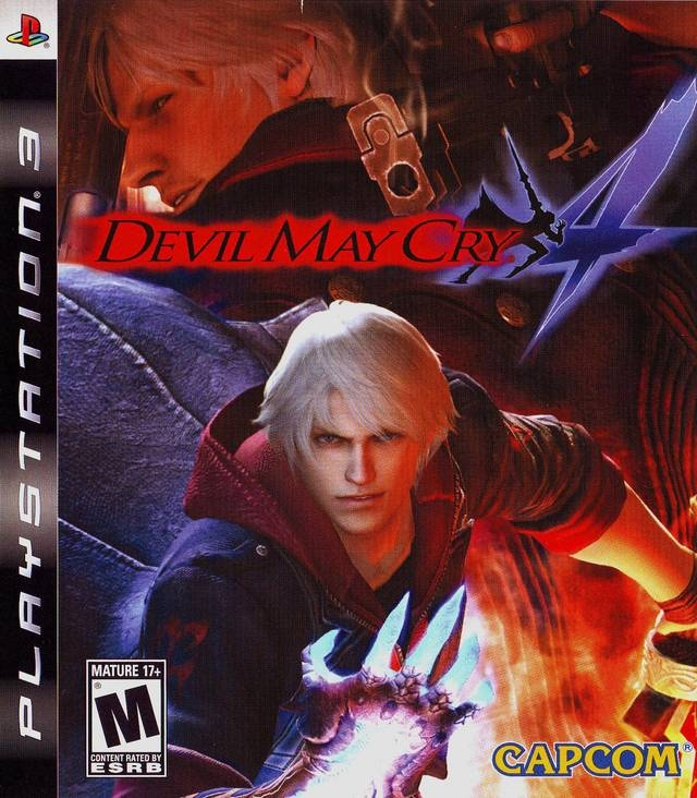 Devil May Cry 4 on PS3 - Gamewise